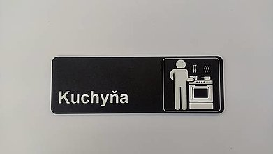 Tabuľky - Kuchyňa - tabuľka na dvere/stenu - 13084661_