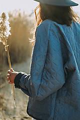 - Kabátik Nomad - Modrý - 13085049_