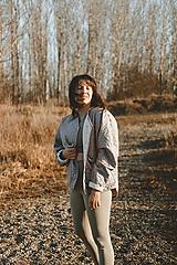 Kabáty - Kabátik Nomad - Sivý - 13085104_