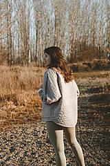 Kabáty - Kabátik Nomad - Sivý - 13085105_