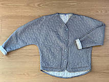Kabáty - Kabátik Nomad - Sivý - 13085109_