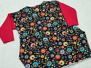 Detské oblečenie - Šatky folklórny - 13088996_
