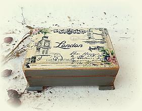 Krabičky - Krabička - 13087109_
