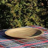 Nádoby - miska z bukového dreva - 13087476_