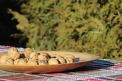 Nádoby - miska z bukového dreva - 13087477_