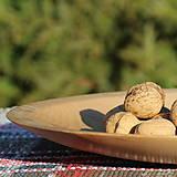 Nádoby - miska z bukového dreva - 13087484_