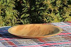 Nádoby - miska z bukového dreva - 13087490_