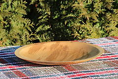 Nádoby - miska z bukového dreva - 13087492_