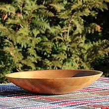 Nádoby - miska z bukového dreva - 13087431_