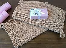 Úžitkový textil - Uteráčiky sada 2ks - 13092597_