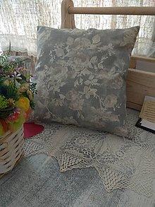 Úžitkový textil - Vankúš stará freska - 13092776_