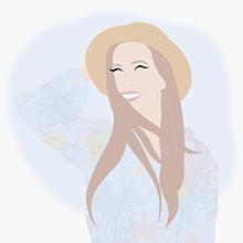 Kresby - Personalizovaná digitálna ilustrácia - portrét 1 osoby - 13092783_