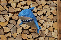 Hračky - žralok - 13091427_