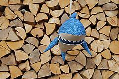 Hračky - žralok - 13091428_