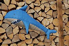 Hračky - žralok - 13091436_