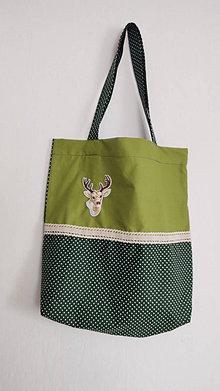 Nákupné tašky - Nákupná taška - LES - 13097118_