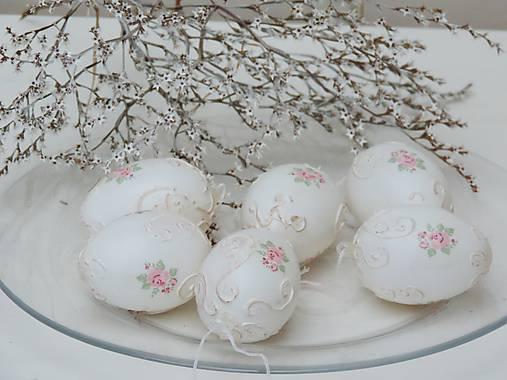 Dekorácie - Veľkonočné vajíčka - 13097213_