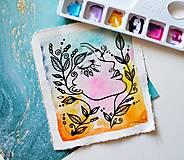 Kresby - Všetka zmyselnosť - originál - 13096391_