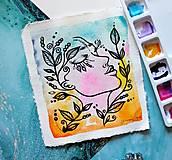 Kresby - Všetka zmyselnosť - originál - 13096395_
