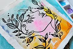 Kresby - Všetka zmyselnosť - originál - 13096396_