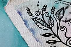 Kresby - Všetka zmyselnosť - originál - 13096401_