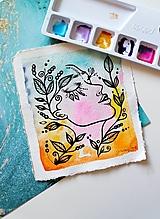 Kresby - Všetka zmyselnosť - originál - 13096427_