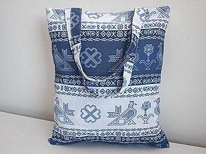 Nákupné tašky - Čičmany - 13096542_