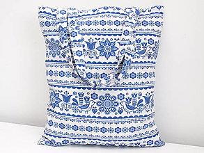 Nákupné tašky - Folk - 13097216_