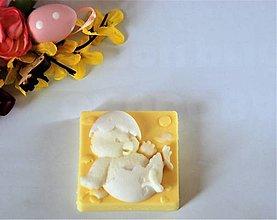 Dobrý obchod - Mydlo Kuriatko s vôňou jarnej kytice - 13095969_