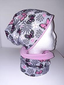 Detské čiapky - čiapka - 13102797_