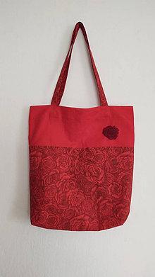 Nákupné tašky - Nákupná taška - RUŹA - 13101458_