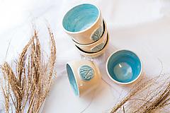 Nádoby - Keramické šálky na čaj- kávu - 13102776_