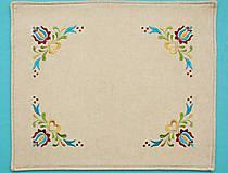 Úžitkový textil - Prestieranie - ornament - 13103167_