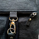 Batohy - Ruksak CANDY backpack - matná čierna - 13101286_