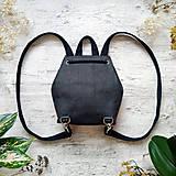 Batohy - Ruksak CANDY backpack - matná čierna - 13101296_