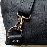 Batohy - Ruksak CANDY backpack - matná čierna - 13101297_