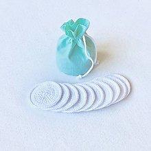 Úžitkový textil - Výpredaj !!! EKO odličovacie tampóny - sada 15ks - 13099503_