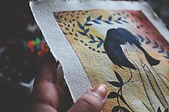 Kresby - Inkognito - originál maľba - 13102239_