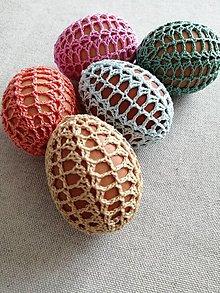 Dekorácie - Veľkonočné vajíčka pastelové - 13099254_