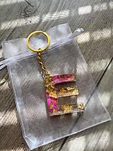 Kľúčenky - Prívesok E - 13098780_
