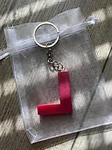 Kľúčenky - Prívesok L - 13098781_