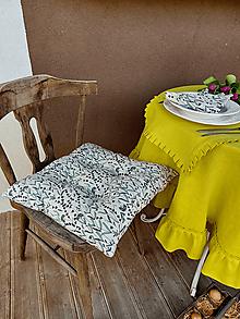 Úžitkový textil - Podsedák Lavender Beauty - 13102222_