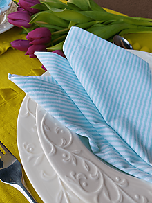 Úžitkový textil - Obrúsok Mochito - 13102279_