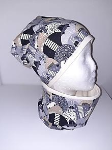 Detské čiapky - čiapka - 13104711_
