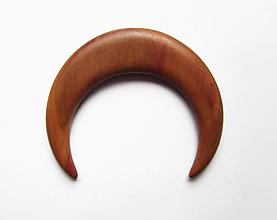 Ozdoby do vlasov - Mesiac do vlasov - 13103889_