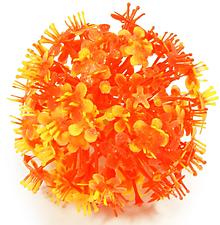 Iný materiál - umelý kvet-hlavička cesnak 5ks - 13104609_