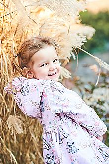 Detské oblečenie - jarný kabátik - 13105986_