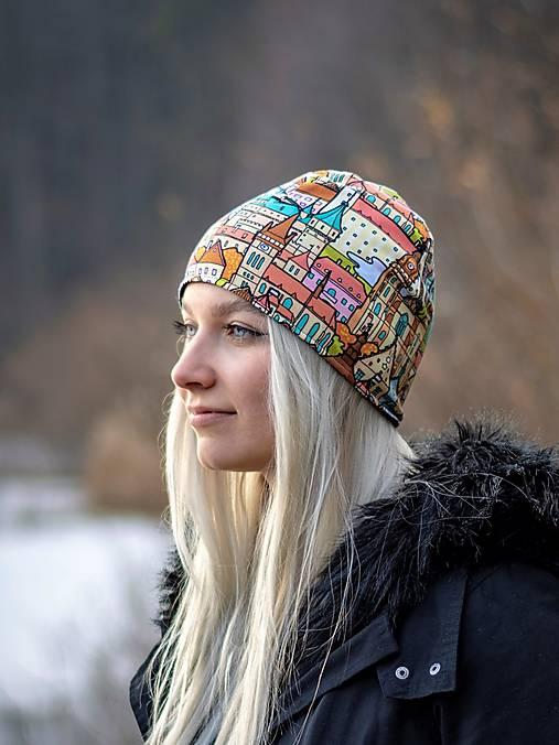 Milujeme Slovensko (farebné) antibakteriálna čiapka, nákrčník alebo set