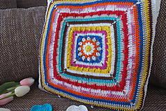 Úžitkový textil - antidepresívny vankúš - 13109387_