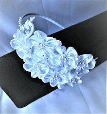 Ozdoby do vlasov - Čelenka - Prvé sväté prijímanie - 13111727_